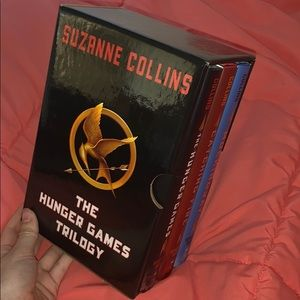 HARD COVER The Hunger Games Trilogy